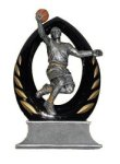 Arch Line -Basketball Male Basketball Trophy Awards